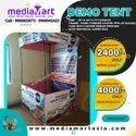 Marketing Demo Tent In Kukatpally