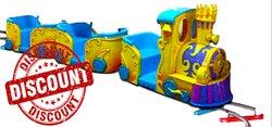 Crown Train Amusement Ride