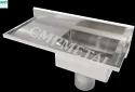 Wall Mounted Plaster Sink