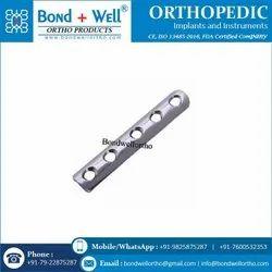 Orthopedic Semi Tubular Plate