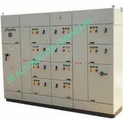 JS-SP_600 Mild Steel Electric Starter Panel, 60 Degree C, 415 V