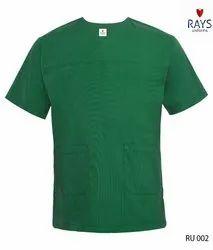 STRALE Unisex Cotton Scrubs, Size: FREE SIZE