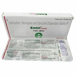 Lamivudine, Nevirapine And Stavudine Dispersible Tablets