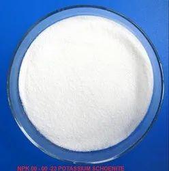 NPK 00 - 00 - 23 ( Potassium Schoenite)