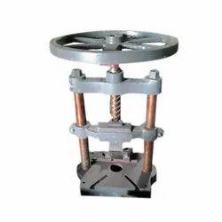 Hand Press Manual Paper Plate Machine