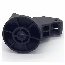 Black ABS Plastic Component, Injection Moulding