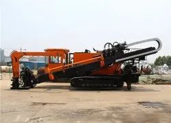 NO DIG HORIZONTAL DIRECTIONAL TRENCHLESS BORING MACHINE DL800A PIPE PULLING HDD MACHINE