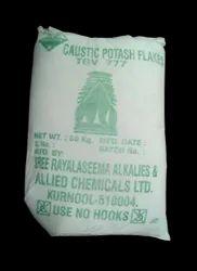 Caustic Potash Flakes Koh