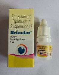 Brinzolamide Ophthalmic Suspension IP