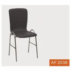 Black Plastic Restaurant Chair, Seating Capacity: 1 Person