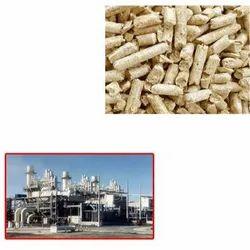 Natural Bio Briquettes for Power Generation