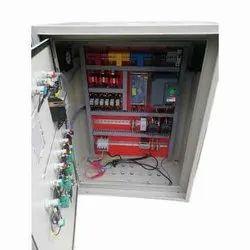Mild Steel Vertical Electrical Control Box, 6, IP Rating: IP33