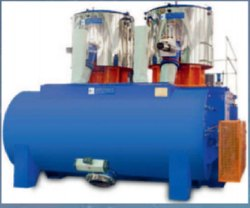 High Speed Compounding Mixer & Reactors