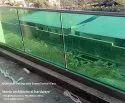 Aluminium Glass Balcony Railing, Material Grade: Ss304