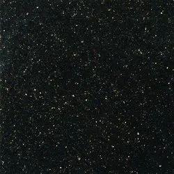 Galaxy Black Granite Slabs, Kitchen, Thickness: 18mm