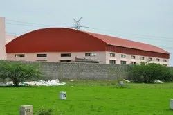 Auditorium Roofing shed Contractors
