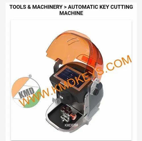 Kmd826 Alpha Automatic Key Cutting Machine
