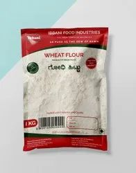 Ibbani foods Wheat Flour, Packaging Type: Packet, 6Months