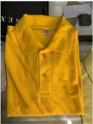 Plain Yellow T-Shirt