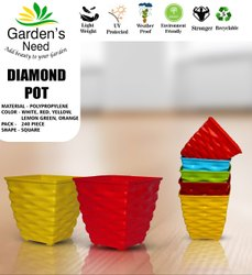 Diamond Pot -04 Fresh