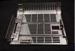 JCB Assy Door Panel Sheet Metal Components