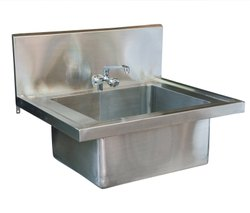 Wall Mounted Stainless Steel 304 Quality S. S. Baby Washing Sink