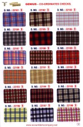 170 GSM School Uniform Shirting Fabric