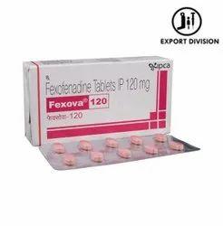 Fexova Tablet (Fexofenadine)