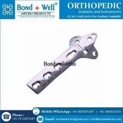Orthopedic Implants Cloverleaf Plate