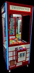 Gift Catcher Arcade Game Machine