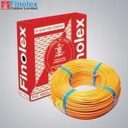 FR 2 Core 0.75 Sqmm Finolex PVC Insulated Cables, 90m, Packaging Type: Box