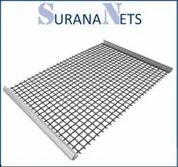 Vibrating Screen And Crusher Mesh