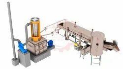 Automatic Namkeen Frying Machine
