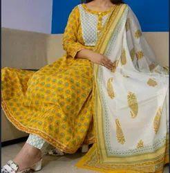 Ladies Ethnic Wear