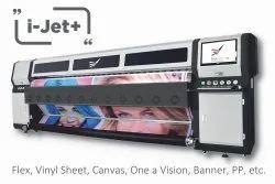 True Colors Digital Solvent Printer