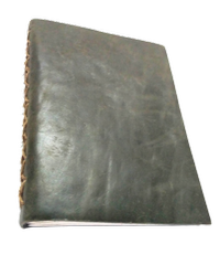 Vintage Leather Handmade Journal