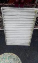 Synthetic Fiber Ductable Air Filters, For Industrial, Filtration Grade: Pre Filter