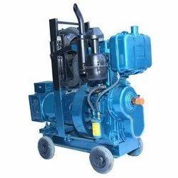 5kVA Water Cooled Diesel Generator