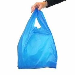 HDPE Plastic Carry Bags