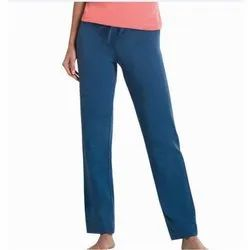 Combed Cotton Plain Jockey Women Lounge Pant