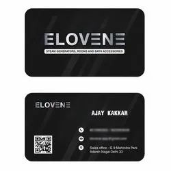 Paper Visiting Card Printing Services, in Local Area