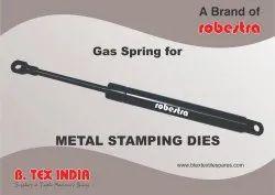 GAS SPRING FOR STAMPING METAL