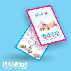Pattern Printing Paper Promotional Leaflet Printing Service, in Mumbai