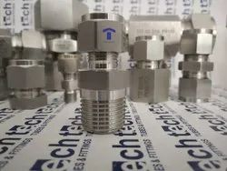 SS 304L Compression Fittings