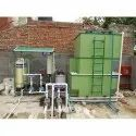Industrial Sewage Water Treatment Plant