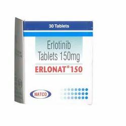Erlotinib  Erlonat 150 mg