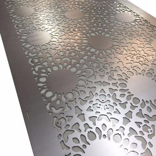 Architectural Metal Cutting Services