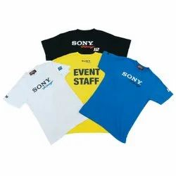 Promotional Cotton T-Shirts