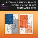 Split Canvas Panel Prints