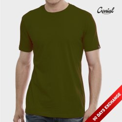 Full Sleeve Men Cotton T-Shirt, Size: S to 2XL, Age Group: 15-80